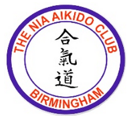 NIA aikido club birmingham UK logo