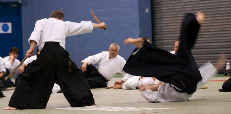 Aikido Weapons Classes