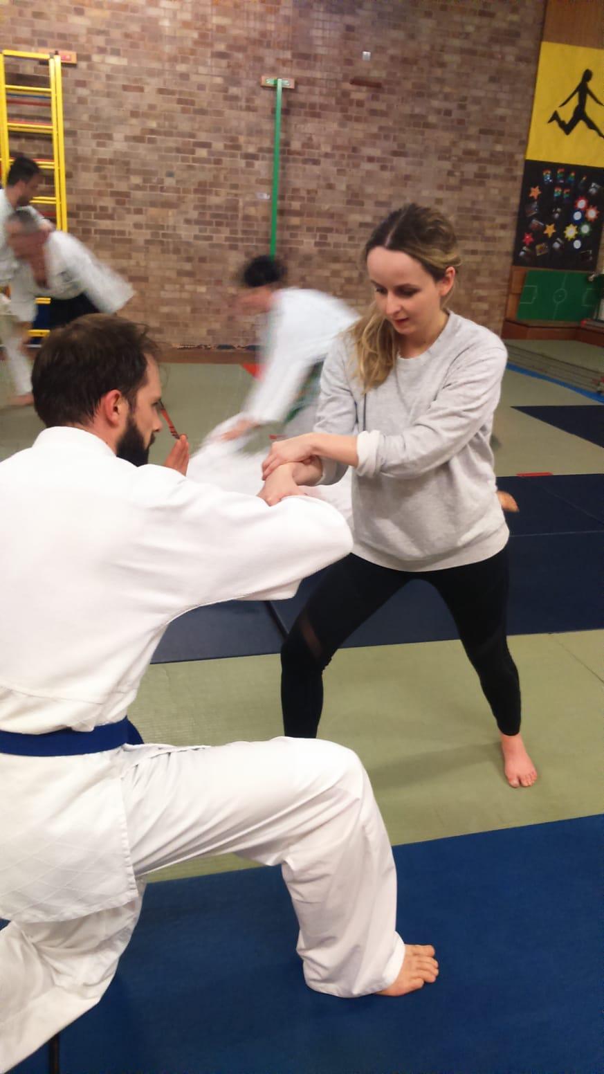 Aikido Women