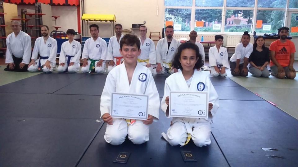 NIA Aikido Grading Update – July 2019
