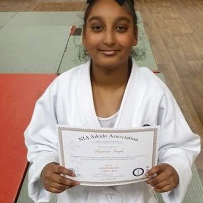 Aikido Grading Update – December 2019