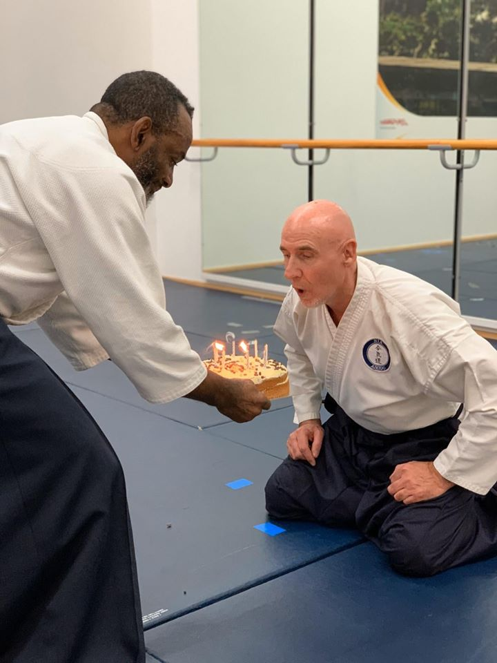 Happy 60th Birthday Shihan Christie!