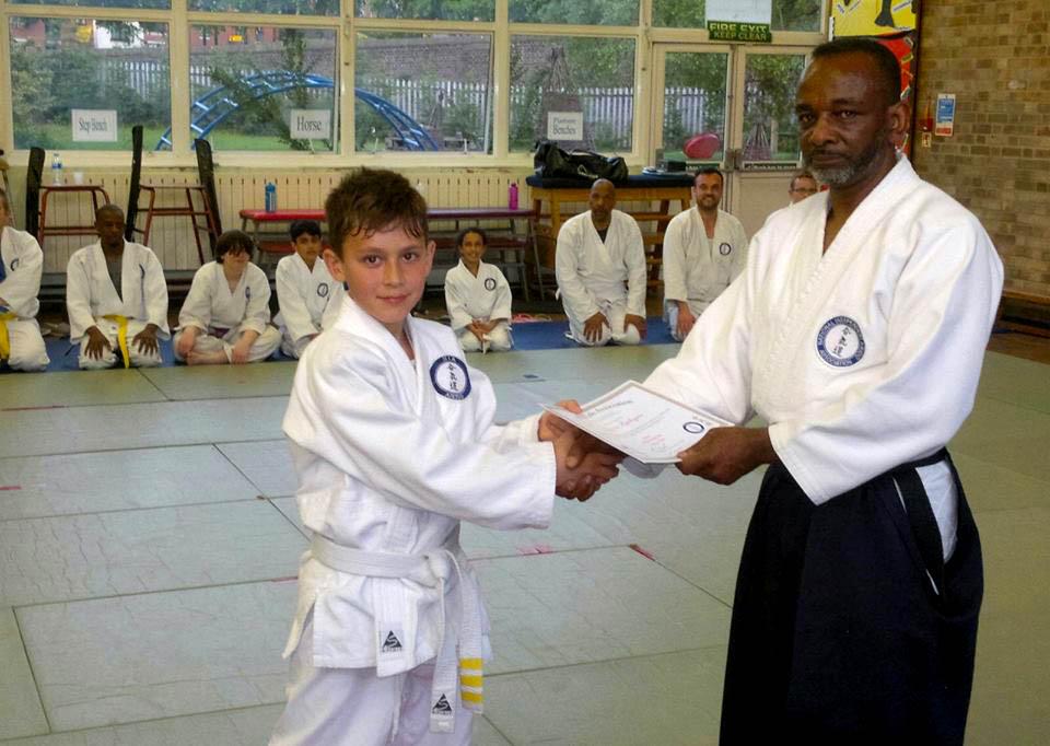 Aikido Grading – May 2017