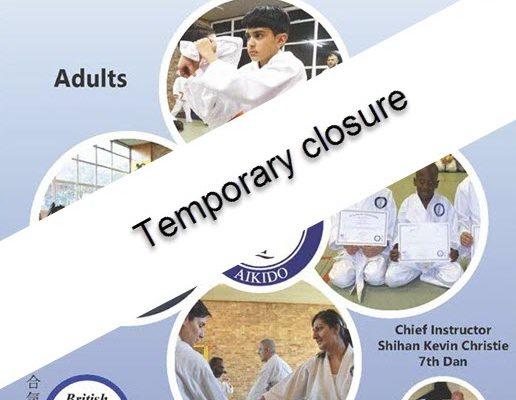 URGENT UPDATE: Temporary Closure